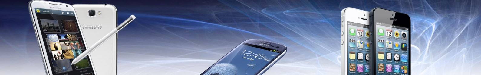 MOBILE PHONE BANNER